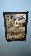 Sierra Nevada Beer Poster Beer Camp Craft Micro Beer