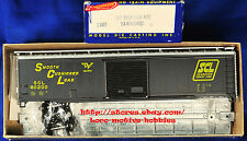 MDC Roundhouse 1207 SEABOARD COAST LINE  SCL 80200  50' SD Boxcar Kit NIB