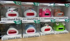 ONE Sound Box Speaker for iPhones 4-5S (speaker, alarm and more!), New in Box!