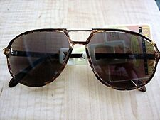 2 pr Foster Grant Reading Sunglasses +2.25 TORTOISE Aviator Sunreaders Glasses