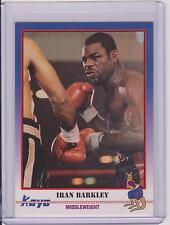 (100) 1991 KAYO IRAN BARKLEY BOXING CARDS #67 ~ BRONX NY ~ GIANT LOT!!!