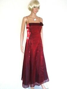 DEBUT Prom Dress. Evening, Cocktail Party, Ball, Wedding or Bridesmaid.  SIZE 14