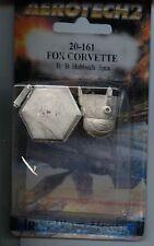 Battletech Aerotech 2 Fox Corvette MINT Iron Wind Metals