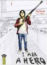 manga I Am A Hero tome 1 seinen Kengo Hanazawa Big KANA Ichi The Killer VF Neuf