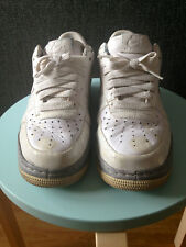 "Baskets sneakers chaussures Nike Air Force One ""Roses"" taille 41/8 US/7 UK/26 CM"