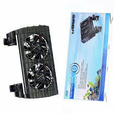 ISTA Aquarium Energy Saving Arrayed Cooling Fan ColdWind for 45~60cm Fish Tank