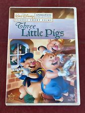 Disney Animation Classic Short Films Collection Vol.2 DVD: Three Little Pigs
