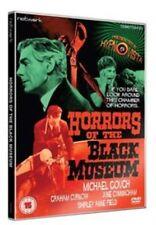 Horrors Of The Black Museum (DVD, 2013) Network TV