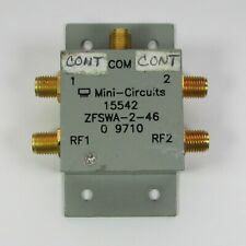 1pc Mini-Circuits ZFSWA-2-46 4.6GHz SMA RF Switch