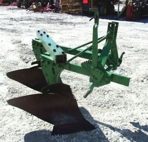Used John Deere 2-14 Inch Turning Plow 3 Pt (FREE 1000 MILE DELIVERY FROM KY)