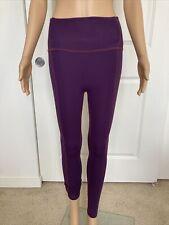Lululemon Athletica Purple Yoga Pants Size 2 EXCELLENT ~ E5