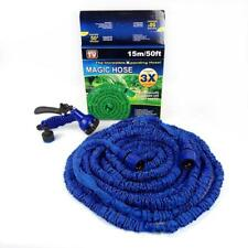 Garden Hose 50 feet Lightweight Expandable Heavy Duty Flexible Water Hose Supply