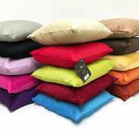 "22"" x 22"" ( 55 x 55 cm ) Designer Soft Chenille Plain Cushion Covers"