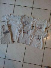 lot de 7 maillots de corps 2 ans-24 mois ABSORBA-PETIT BATEAU
