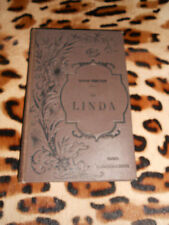 LA LINDA - Alfred Sirven - Flammarion, Girard & Boitte