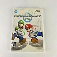 Nintendo Mario Kart Wii 2008 Game Complete Video Game