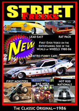 Muscle Car Madness STREET FREEKS,1980: First Ever CAR video