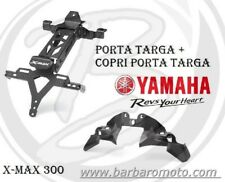COPERTURA COVER + PORTATARGA SPORTIVO ORIGINALE XMAX X-MAX 300 2017 2018