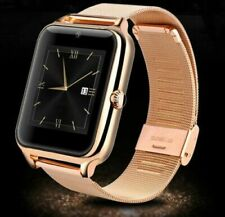 Z60 SMART WATCH Orologio Bluetooth PER Apple/iPhone gold