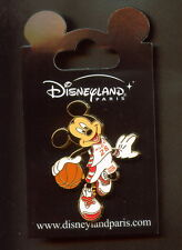 Mickey Disneyland Paris DLRP Basketball High School Musical 60243 Pin