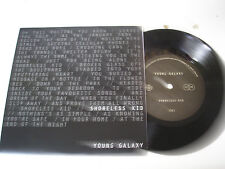 """Young Galaxy - Shoreless Kid b/w Youth is Wasted 7"""" single new Paper Bag Records"""