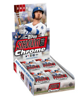 2020 Topps Stadium Club Chrome Singles Rookie Cards 🌟 Pick Your Complete Set