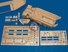 Royal Model 1/35 Sd.Kfz.251/1 Ausf.D Update Set Part.2 (for Tamiya) [w/PE] 240