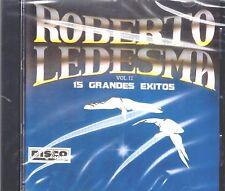 ROBERTO LEDESMA - 15 GRANDES EXITOS VOL.2 - CD ORIGNAL