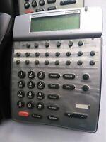NEC Dterm 80 Phone DTH-16D-1 (BK) TEL w/ Handset, Stand & Cord