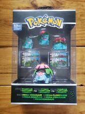 Pokemon Trainer's 1 Choice 4 Figure Mega Venusaur Ivysaur Bulbasaur Pack Tomy