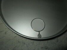 Vintage Small Round Magnifying Glass with Cross On Handle .6 Very Good Condition