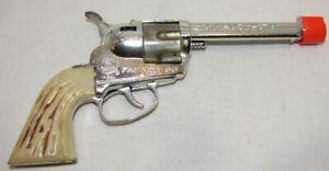 Mattel Shootin Shell Fanner 50 Cap Gun Revolver