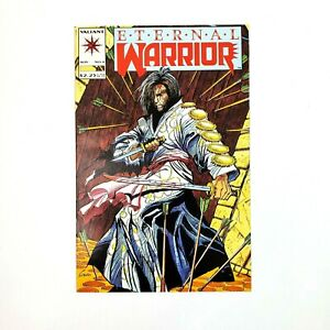 Eternal Warrior #4 Cameo Appearance of Bloodshot (Michael Lazarus) Valiant Comic