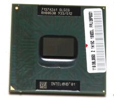 INTEL PENTIUM III 933MHZ 512K MOBILE CPU Laptop Processor SL5CG 26P8001 933 Mhz