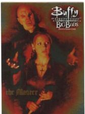 BUFFY TVS   BIG BADS  :  PROMO CARDS     P-1    ...SELECT /CHOOSE