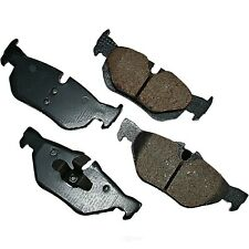 Disc Brake Pad Set-sDrive28i Rear Akebono EUR1267