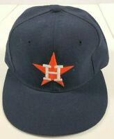 Houston Astros New Era MLB Size 6 3/4 Fitted Hat