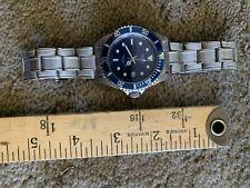 Vintage Casio MTD-1010 Submariner 100M Analog Diver Watch Japan Movement, NICE