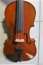Good violin labeled ALLESSANDRO PERGOSI, made in 2008
