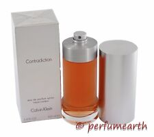 Contradiction by Calvin Klein for Women Eau De Parfum 3.4/3.3 OZ 100 ML Spray