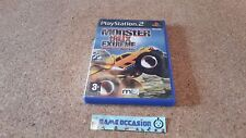 MONSTER TRUX EXTREME OFFROAD EDITION /   SONY PS2 PLAYSTATION 2 PAL COMPLET