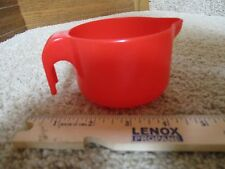 Little Tikes Fun with Food part Kitchen Pitcher Measuring Cup Red Pour replace