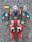 Transformers 2016 Titans Return Voyager class Broadside and Blunderbuss