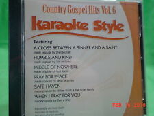 Country Gospel~#6 ~ Christian ~ Daywind ~ Karaoke Style ~~ Pray for Peace ~ CD+G