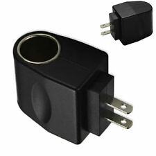 Universal AC DC Adapter Car Charger to Wall Adapter