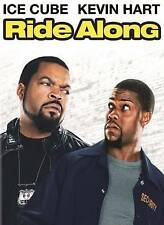 RIDE ALONG (DVD, 2014) NEW