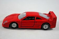 MAISTO 1:39 FERRARI F40 Supercar with Opening Doors & Pull Back & Go Action