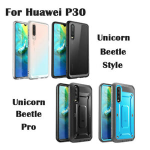 SUPCASE Huawei P30/P30 Pro/M20/Mate 20 Pro/P20/P20 Pro/P20 Lite/Nova3 Case Cover