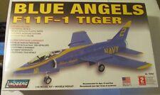 2007 Lindberg Blue Angels F11 F-1 Tiger Model Plane Kit #70542, MIB