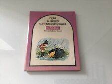 Vintage A A Milne Book - Piglet Is Entirely Surrounded By Water - 1977 - Methuen